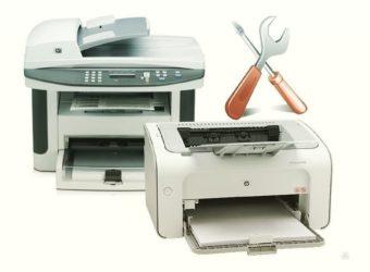 Ремонт принтеров и периферийного оборудования
